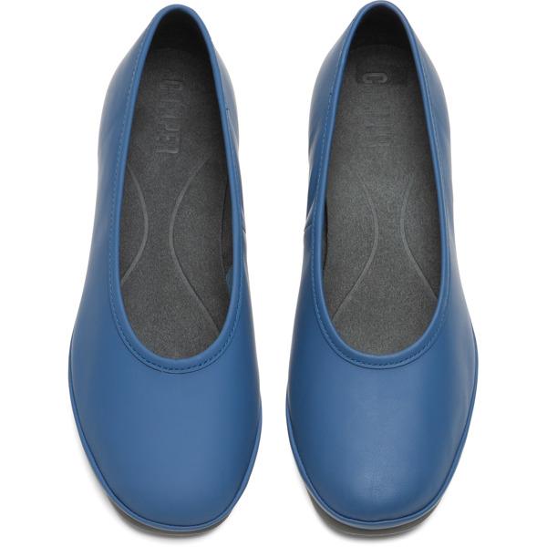 Camper Alright Blue Heels Women K200607-018