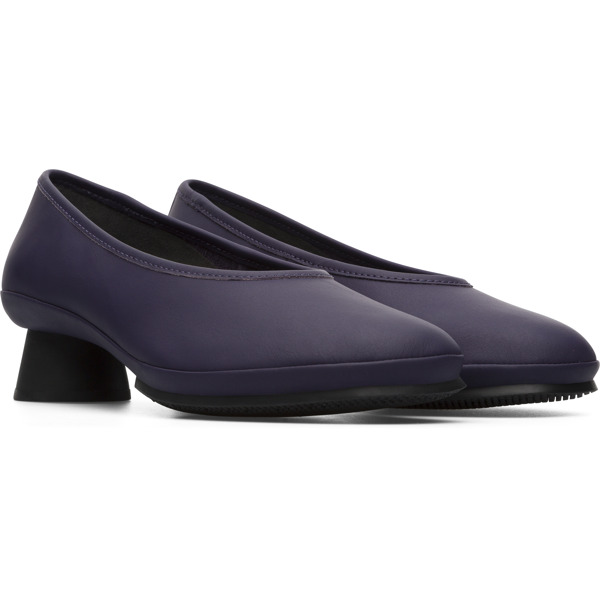 Camper Alright Purple Heels Women K200607-021