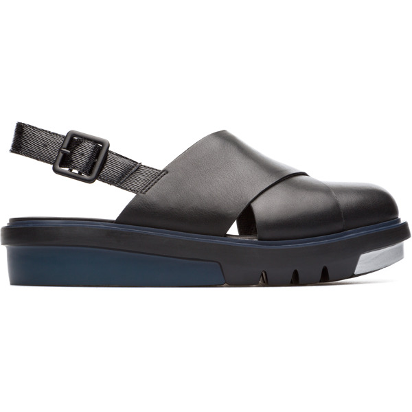 Camper Marta Black Formal Shoes Women K200610-001
