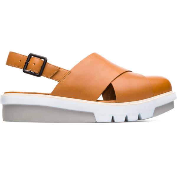 Camper Marta Brown Formal Shoes Women K200610-002