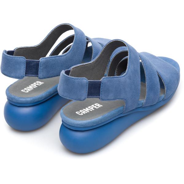 Camper Balloon Blue Casual Shoes Women K200611-002