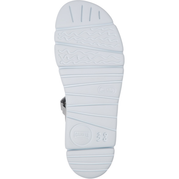 Camper Oruga Grey Sandals Women K200631-002