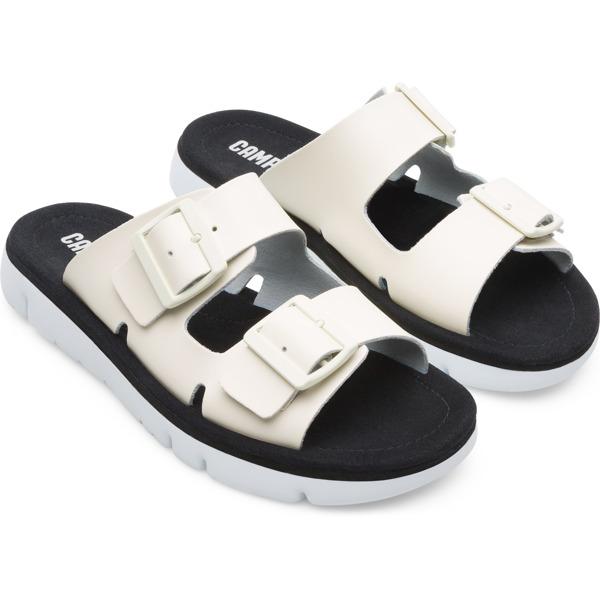 Camper Oruga Beige Sandals Women K200633-003