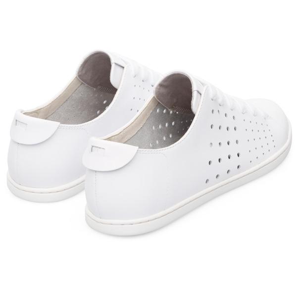 Camper Twins White Sneakers Women K200636-001