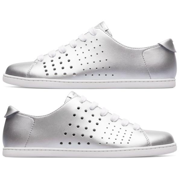 Camper Twins Grey Sneakers Women K200636-002