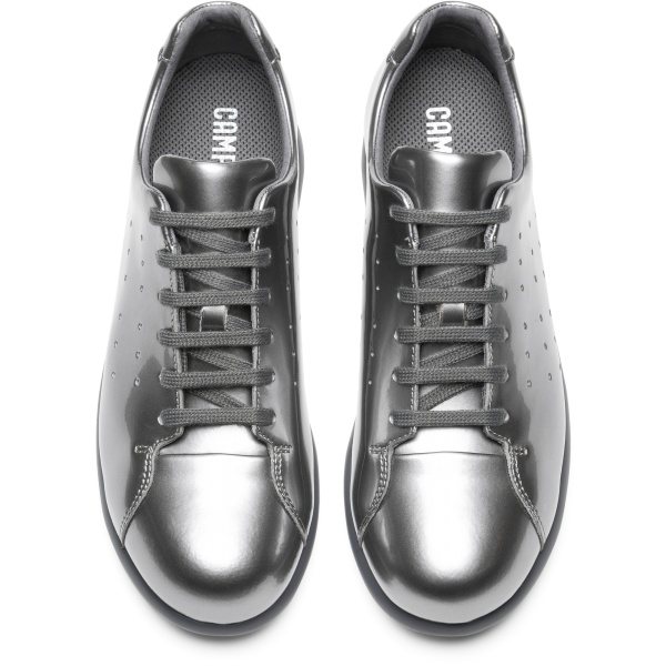 Camper Pelotas XLite Grey Sneakers Women K200639-006