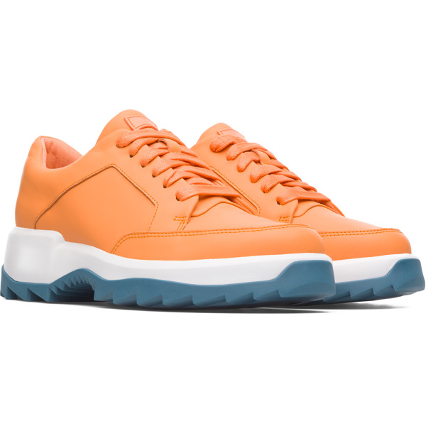 Camper Helix Orange Sneakers Women K200643-001