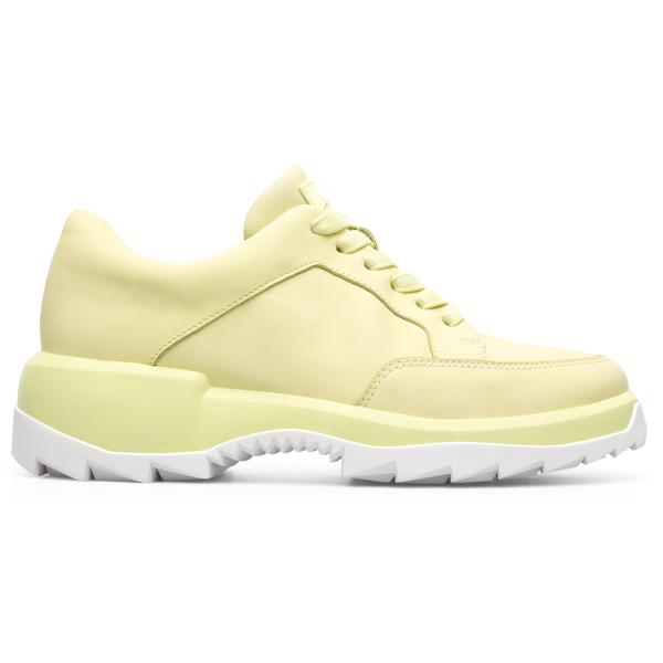 Camper Helix Yellow Sneakers Women K200643-005