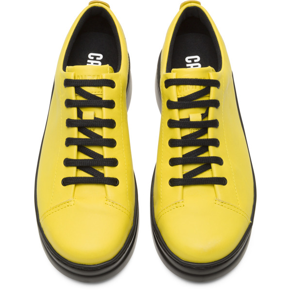 Camper Runner Up Yellow Casual Shoes Women K200645-009