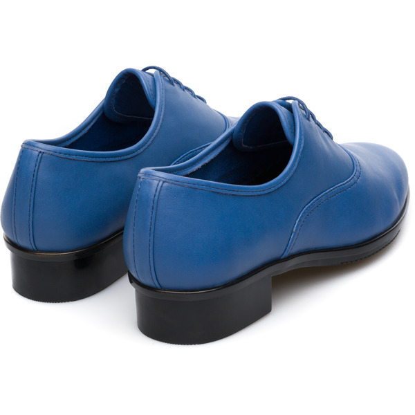 Camper Casi Jazz Blue Formal Shoes Women K200667-002