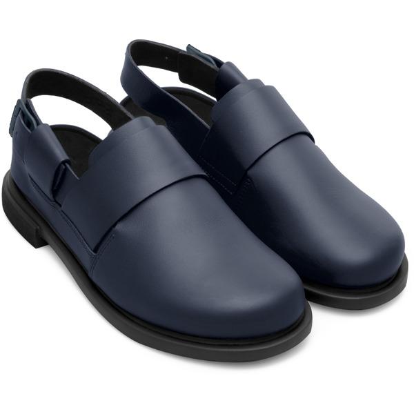 Camper Eda Blue Formal Shoes Women K200668-005