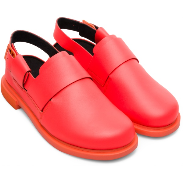 Camper Eda Pink Formal Shoes Women K200668-006
