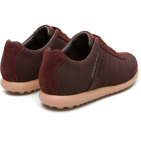 Camper Pelotas XLite Burgundy Sneakers Women K200683-004