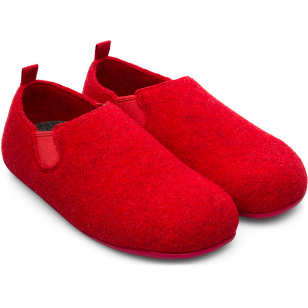 Camper Wabi Red Slippers Women K200684-005