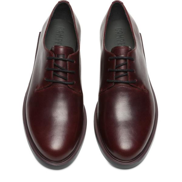 Camper Iman Burgundy Formal Shoes Women K200685-004