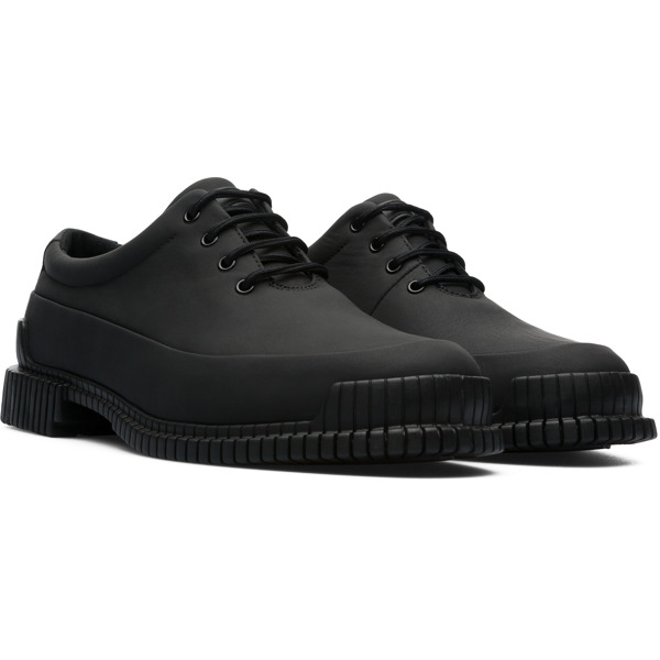 Camper Pix Black Formal Shoes Women K200687-003