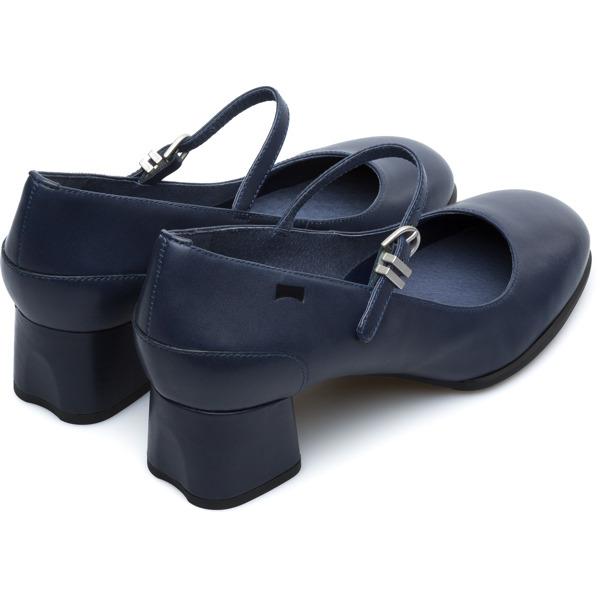 Camper Katie Blue Formal Shoes Women K200694-002