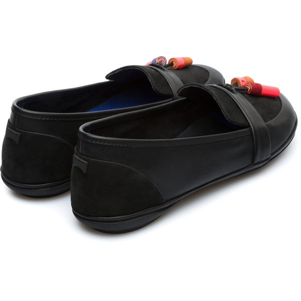 Camper Twins Black Casual Shoes Women K200713-001