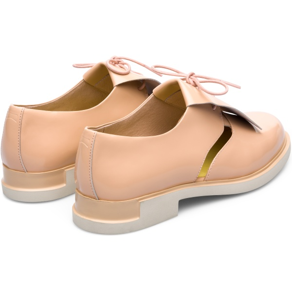 Camper Twins Nude Formal Shoes Women K200718-001