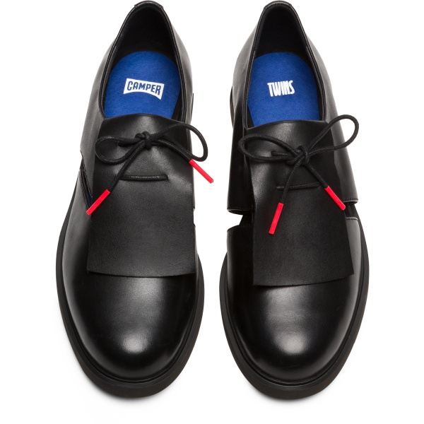 Camper Twins Black Formal Shoes Women K200718-003