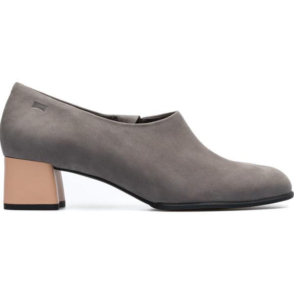 Camper Katie Grey Formal Shoes Women K200720-002