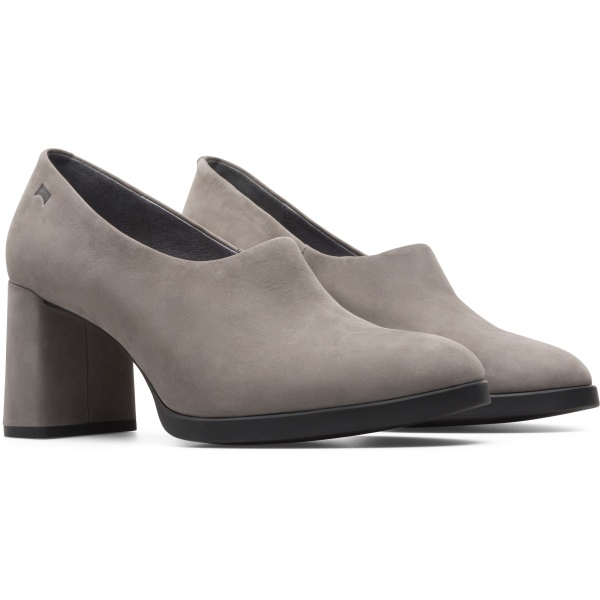 Camper Kara Grey Heels Women K200725-005