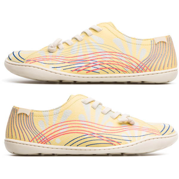 Camper Twins Multicolor Casual Shoes Women K200733-003