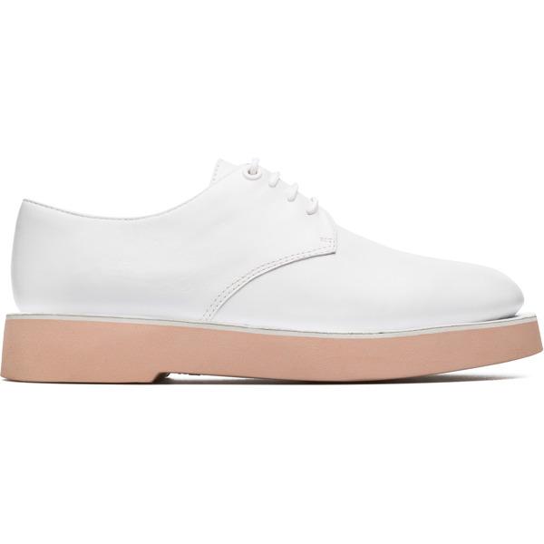Camper Tyra White Formal Shoes Women K200734-001