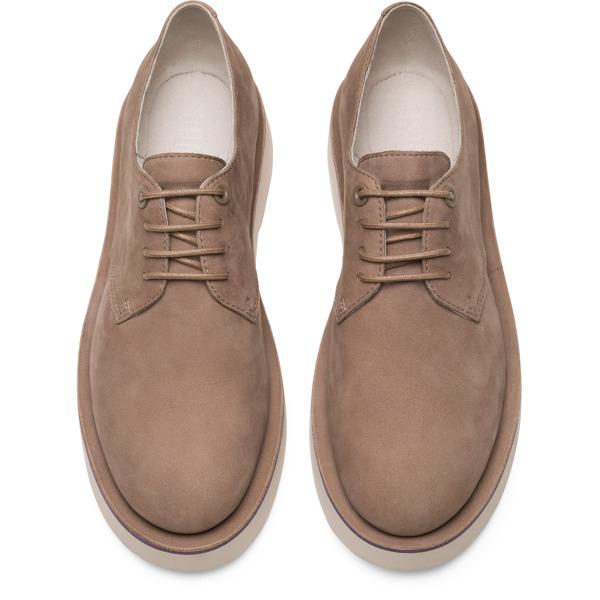 Camper Tyra Grey Formal Shoes Women K200734-007