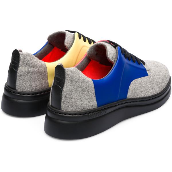 Camper Twins Grey Sneakers Women K200739-001