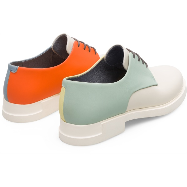Camper Twins Multicolor Formal Shoes Women K200746-004