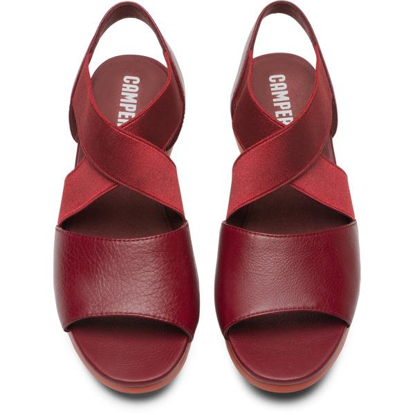 Camper Balloon Red Sandals Women K200761-002
