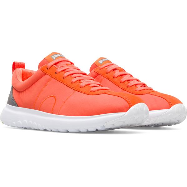 Camper Canica Orange Sneakers Women K200763-003