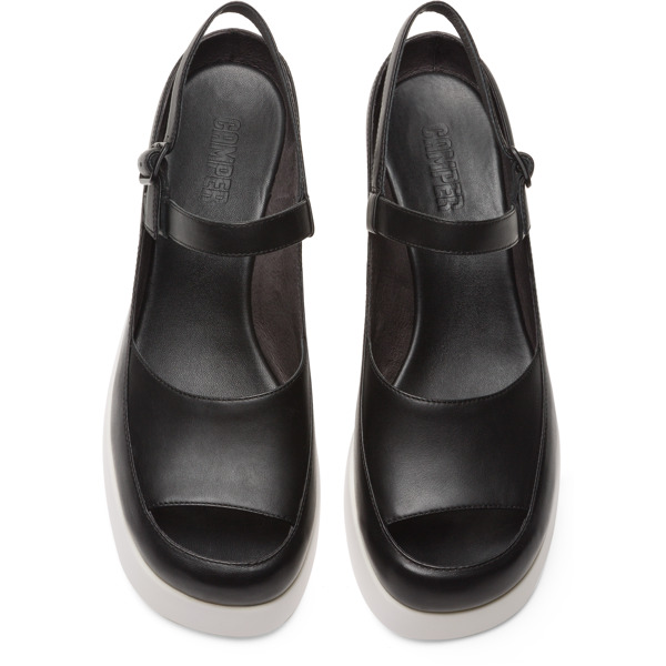 Camper Kaah Black Sandals Women K200766-002