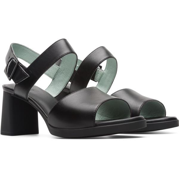 Camper Kara Black Sandals Women K200768-001