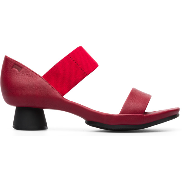 Camper Alright Red Sandals Women K200770-003
