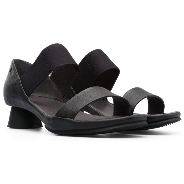 Camper Alright Black Sandals Women K200770-006