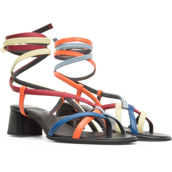 Camper Twins Multicolor Sandals Women K200779-001
