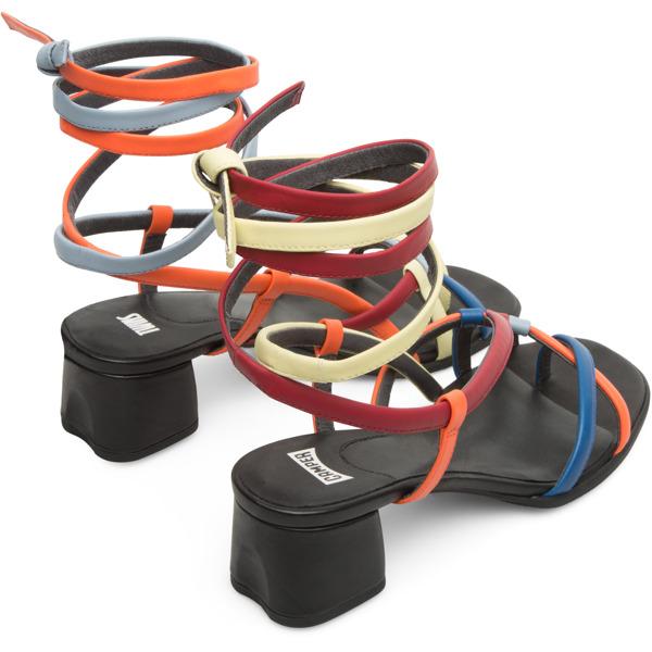 Camper Twins Multicolor Sandals Women K200779-001