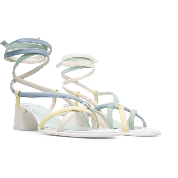 Camper Twins Multicolor Sandals Women K200779-003