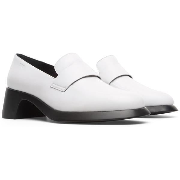 Camper Trisha White Heels Women K200781-002