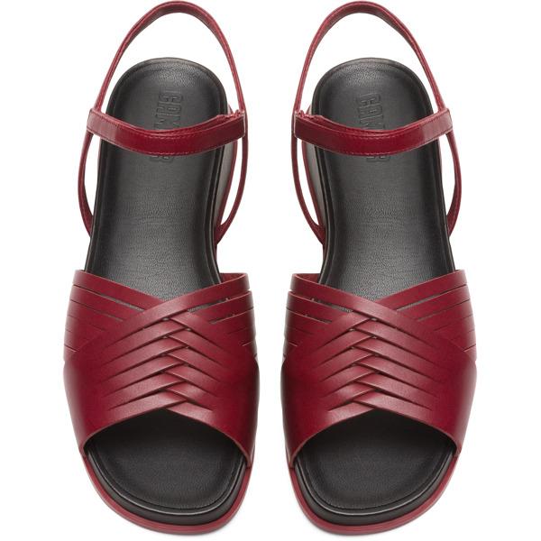 Camper Atonik Red Sandals Women K200788-004
