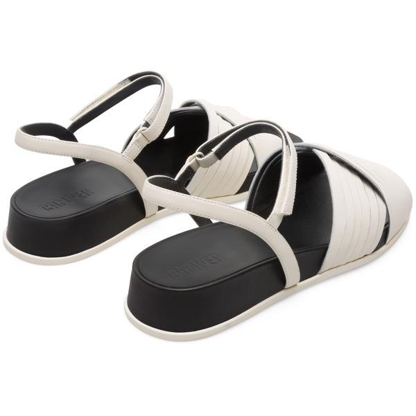 Camper Atonik Beige Sandals Women K200788-006