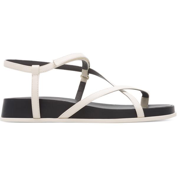 Camper Atonik Beige Sandals Women K200789-004