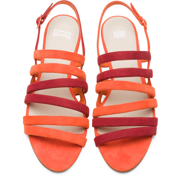 Camper Twins Multicolor Sandals Women K200800-001