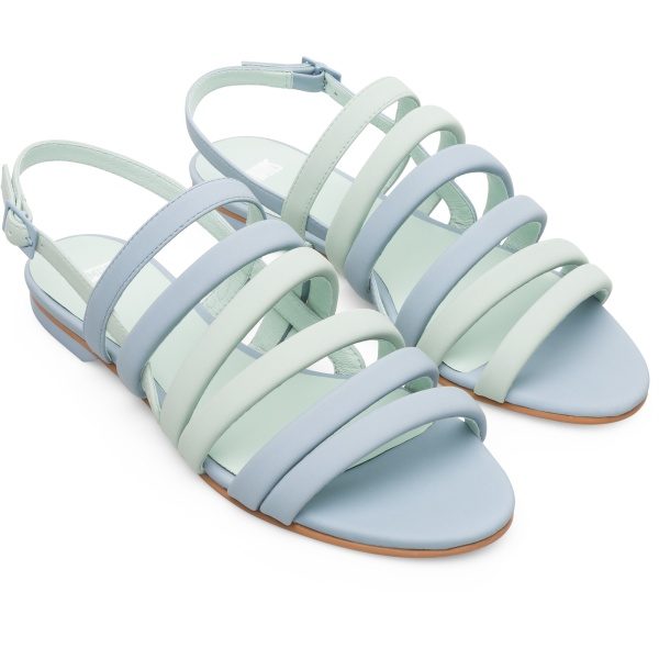 Camper Twins Multicolor Sandals Women K200800-002