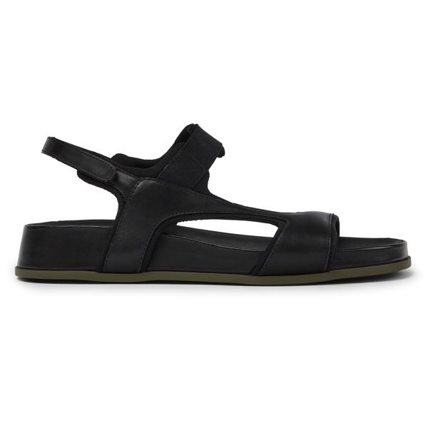 Camper Atonik Black Sandals Women K200804-003