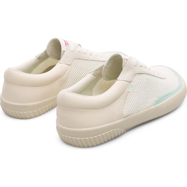 Camper Peu Rambla Bej Spor Ayakkabılar Kadin K200806-001