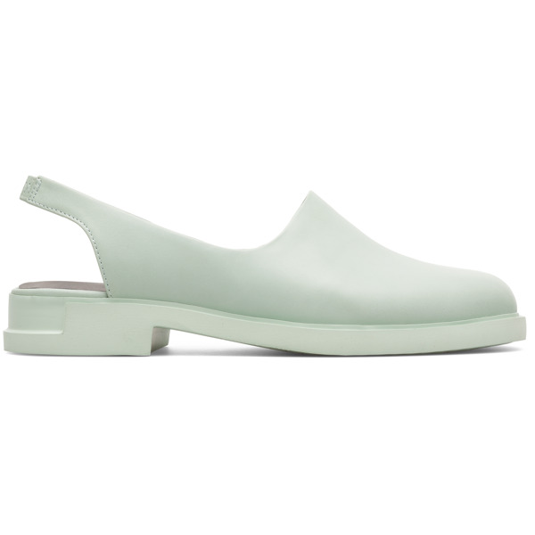 Camper Iman Green Formal Shoes Women K200818-001