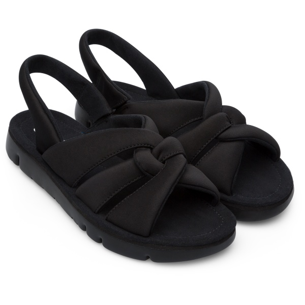 Camper Oruga Black Sandals Women K200820-001
